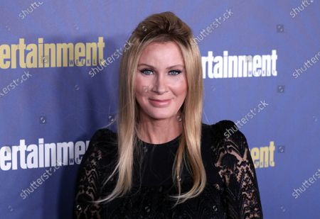 Sandra Lee poses on the red carpet at the Chateau Marmont for the Entertainment Weekly celebration hosting nominees for the Screen Actors Guild Awards in Los Angeles, California, USA, 18 January 2020. The SAG Awards will be presented 19, January 2020.
