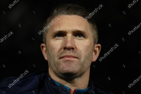 Middlesbrough assistant manager Robbie Keane