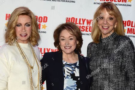 Editorial photo of 40th Anniversary of Knots Landing, Hollywood Museum, Los Angeles, USA - 18 Jan 2020