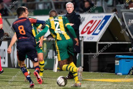 Editorial image of ADO The Hague vs RKC Waalwijk, Netherlands - 19 Jan 2020
