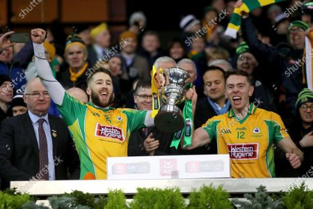 Editorial photo of AIB GAA Football All-Ireland Senior Club Championship Final, Croke Park, Drumcondra, Co. Dublin - 19 Jan 2020