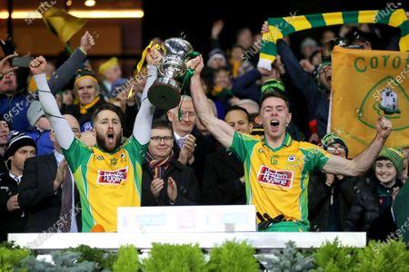Editorial image of AIB GAA Football All-Ireland Senior Club Championship Final, Croke Park, Drumcondra, Co. Dublin - 19 Jan 2020