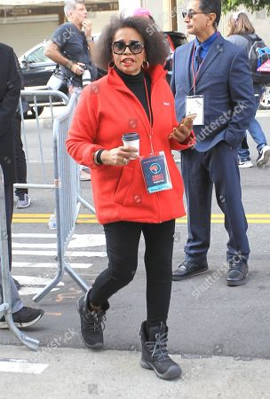 Editorial image of Jenifer Lewis out and about, Los Angeles, USA - 18 Jan 2020