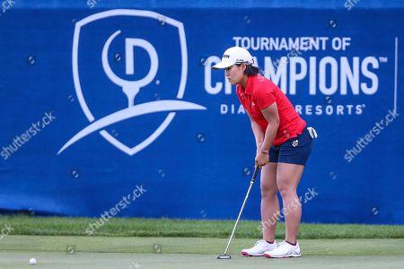 Editorial image of Champions LPGA Golf, Lake Buena Vista, USA - 19 Jan 2020