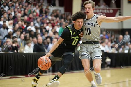 Editorial picture of 2020 Hoophall Classic, Springfield, USA - 19 Jan 2020