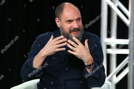 Editorial picture of 'Central Park' TV show, Apple TV, TCA Winter Press Tour, Panels, Los Angeles, USA - 19 Jan 2020