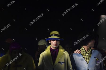 Editorial picture of Pigalle - Runway - Paris Men's Fashion Week F/W 2020/21, France - 19 Jan 2020