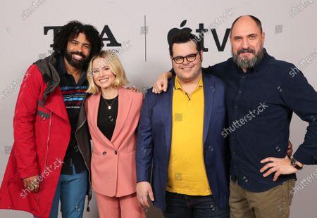 Editorial image of Apple TV+ 2020 Winter TCA, The Langham Huntington Pasadena, CA, USA - 19 Jan 2020