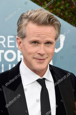 Cary Elwes arrives at the 26th annual Screen Actors Guild Awards at the Shrine Auditorium & Expo Hall, in Los Angeles
