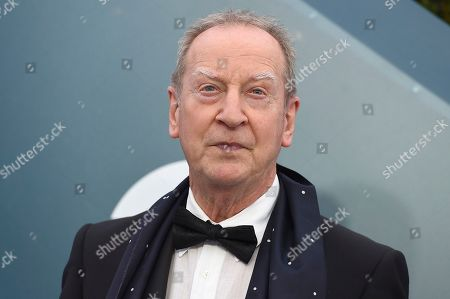 Stock Photo of Bill Paterson arrives at the 26th annual Screen Actors Guild Awards at the Shrine Auditorium & Expo Hall, in Los Angeles