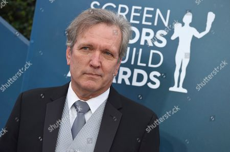 Martin Donovan arrives at the 26th annual Screen Actors Guild Awards at the Shrine Auditorium & Expo Hall, in Los Angeles