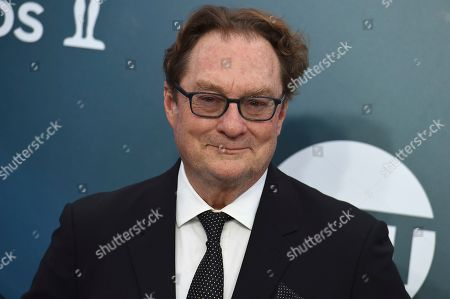 Stephen Root arrives at the 26th annual Screen Actors Guild Awards at the Shrine Auditorium & Expo Hall, in Los Angeles