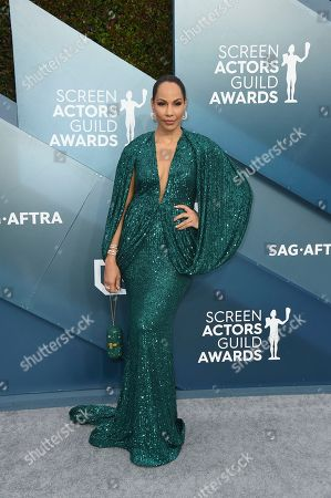 Editorial picture of 26th Annual SAG Awards - Arrivals, Los Angeles, USA - 19 Jan 2020