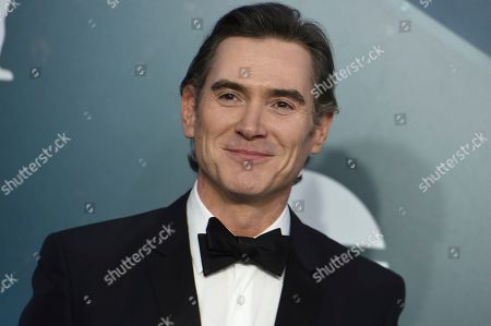 Billy Crudup arrives at the 26th annual Screen Actors Guild Awards at the Shrine Auditorium & Expo Hall, in Los Angeles