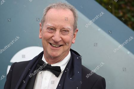 Bill Paterson arrives at the 26th annual Screen Actors Guild Awards at the Shrine Auditorium & Expo Hall, in Los Angeles