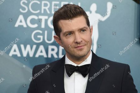Billy Eichner. Joel Johnstone arrives at the 26th annual Screen Actors Guild Awards at the Shrine Auditorium & Expo Hall, in Los Angeles