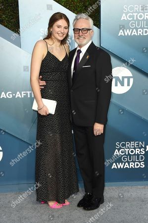 Editorial image of 26th Annual SAG Awards - Arrivals, Los Angeles, USA - 19 Jan 2020