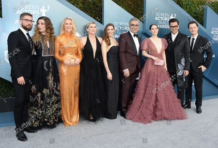 Editorial image of 26th Annual Screen Actors Guild Awards, Arrivals, Shrine Auditorium, Los Angeles, USA - 19 Jan 2020