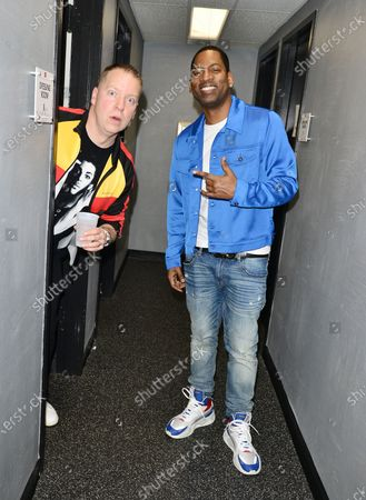 Gary Owen and Tony Rock