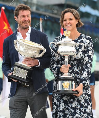 Editorial photo of Tennis Australian Open 2020, Melbourne, Australia - 20 Jan 2020