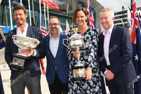 Editorial picture of Tennis Australian Open 2020, Melbourne, Australia - 20 Jan 2020