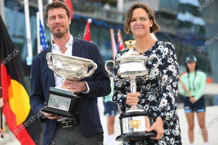 Editorial image of Tennis Australian Open 2020, Melbourne, Australia - 20 Jan 2020