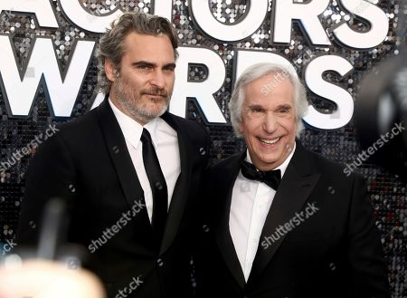 Editorial image of 26th Annual SAG Awards - Red Carpet, Los Angeles, USA - 19 Jan 2020