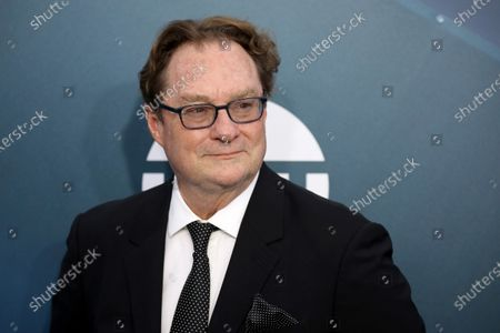 Stephen Root arrives for the 26th annual Screen Actors Guild Awards ceremony at the Shrine Auditorium in Los Angeles, California, USA, 19 January 2020.