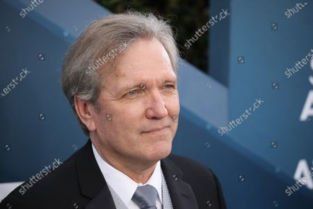 Martin Donovan arrives for the 26th annual Screen Actors Guild Awards ceremony at the Shrine Auditorium in Los Angeles, California, USA, 19 January 2020.