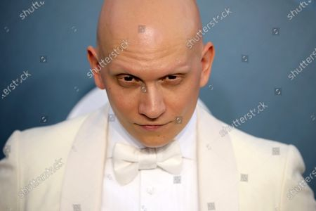 Anthony Carrigan arrives for the 26th annual Screen Actors Guild Awards ceremony at the Shrine Auditorium in Los Angeles, California, USA, 19 January 2020.