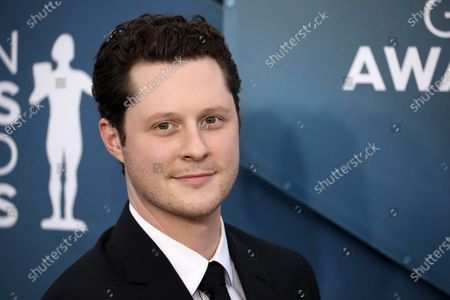 Editorial image of Arrivals - 26th Screen Actors Guild Awards, Los Angeles, USA - 19 Jan 2020