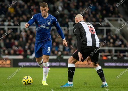 Editorial photo of Newcastle v Chelsea, Barclays Premier League, Football, St. James' Park, Newcastle, UK - 18 Jan 2020