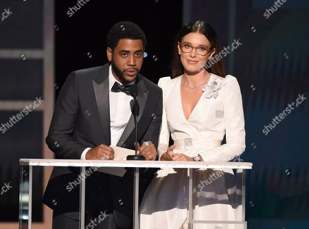 Editorial photo of 26th Annual SAG Awards - Show, Los Angeles, USA - 19 Jan 2020
