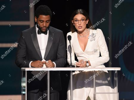Editorial image of 26th Annual SAG Awards - Show, Los Angeles, USA - 19 Jan 2020