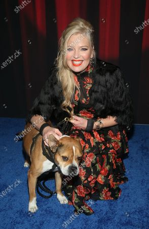 Stock Picture of Melissa Peterman