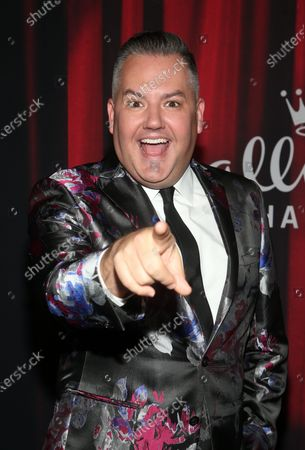 Stock Photo of Ross Mathews