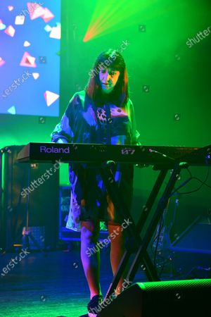 Stock Picture of New Order - Gillian Gilbert