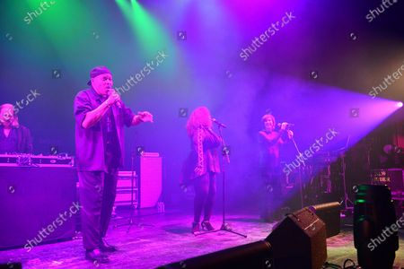 Editorial image of Rockers Revenge in concert at The Fillmore, Miami Beach, USA - 18 Jan 2020