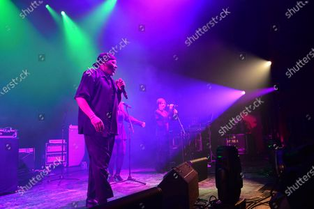 Editorial picture of Rockers Revenge in concert at The Fillmore, Miami Beach, USA - 18 Jan 2020