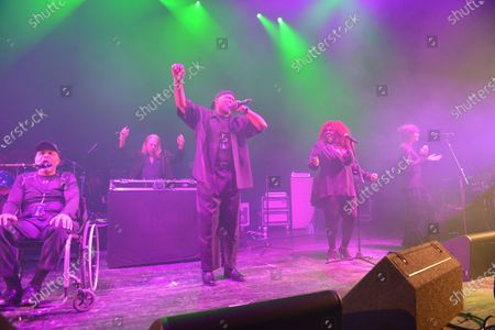 Editorial photo of Rockers Revenge in concert at The Fillmore, Miami Beach, USA - 18 Jan 2020
