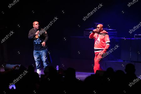 Stock Image of Treach and Vin Rock