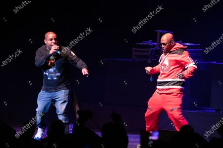 Editorial image of Hip Hop Smackdown, Fox Theatre, Detroit, USA - 18 Jan 2020