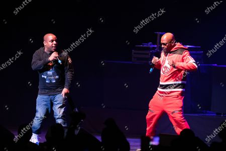 Vin Rock and Treach