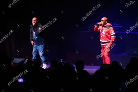 Editorial picture of Hip Hop Smackdown, Fox Theatre, Detroit, USA - 18 Jan 2020