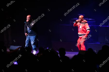 Editorial photo of Hip Hop Smackdown, Fox Theatre, Detroit, USA - 18 Jan 2020