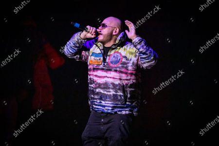 Editorial photo of Hip Hop Smackdown, Fox Theatre, Detroit, USA - 18 Jan 2020