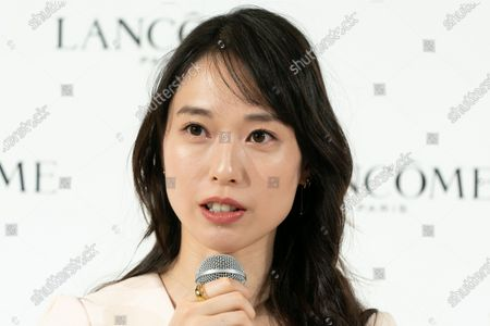 Stock Picture of Erika Toda
