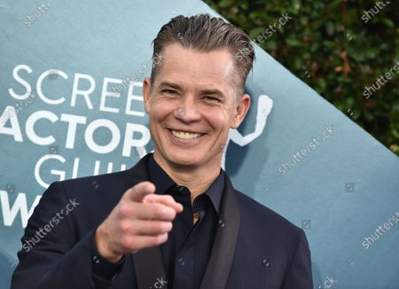 Stock Image of Timothy Olyphant