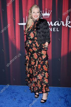 Stock Photo of Melissa Peterman