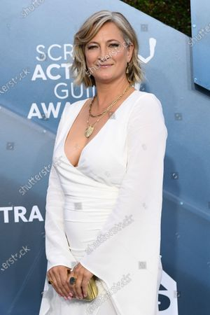 Stock Photo of Zoe Bell